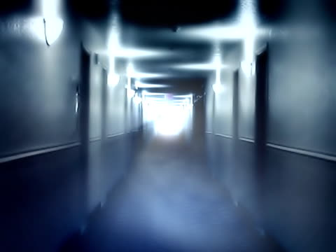 Haunted Hallway video