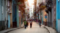Havanna Street Scene - Cuba video