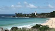 Hawaii Waimea Beach video