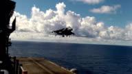 Hawker Harrier video