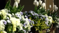 Hay Bale Planter with Tulips & Pansies video