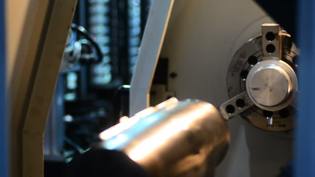 HD:Automation and CNC machine video