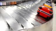 HD:Baggage belt. video