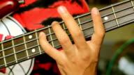 HD:bass guitarist video