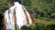 HD:Big waterfall. video