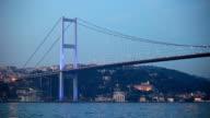 HD:Bosphorus Bridge, istanbul, TURKEY video