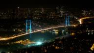 HD:Bosphorus Bridge. video