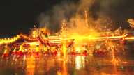 HD:Dragon Dance to celebrating the Chinese New Year. video