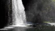 HD:Duden Waterfall Antalya TURKEY video