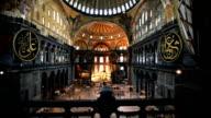 HD:Hagia Sophia, Istanbul, TURKEY video