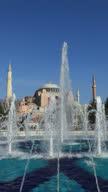 HD:Hagia Sophia **Vertical**, Istanbul, TURKEY video
