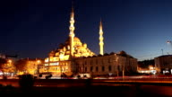 HD:Istanbul New Mosque video