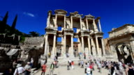 HD:Library of Celsus, TURKEY video