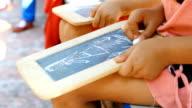 HD:My tablet... video
