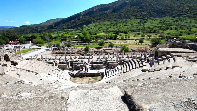 HD:Odeon in Ephesus video