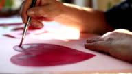 HD:Painting video