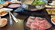 HD:Shabu shabu japanese soup video