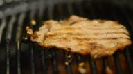 HD:Steak Barbecue Grill video