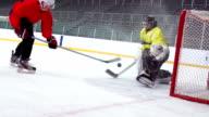 HD:Super Slo-Mo Shot of Penalty Shot video
