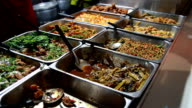 HD:Thai food video