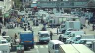 HD:Transportion at Tsukiji Market. video
