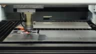 HD:Welding CNC laser machine video