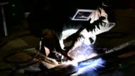 HD:Welding work video