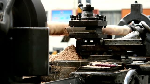 HD:Woodturning. video