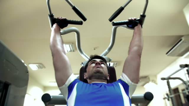He wants to be fit and strong video