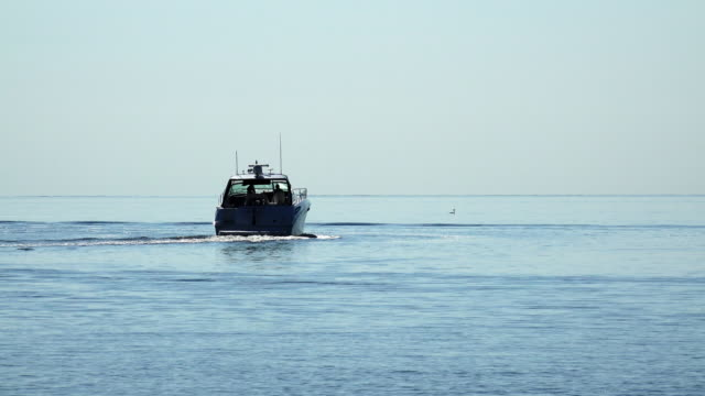 Heading for the open waters video