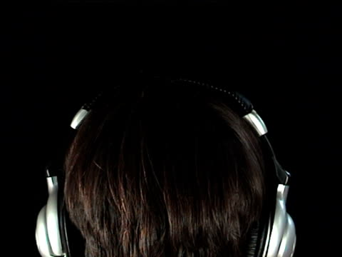 Headphone Listening video