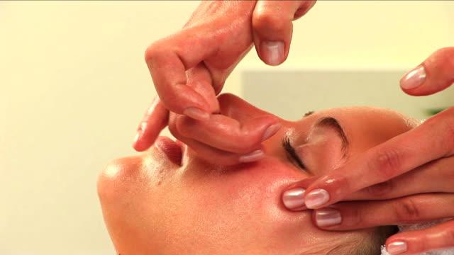 Health & Beauty Spa treatment video