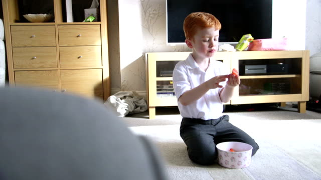 Healthy After School Snack video
