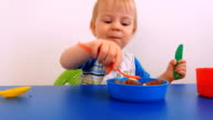 healthy breakfast for child video