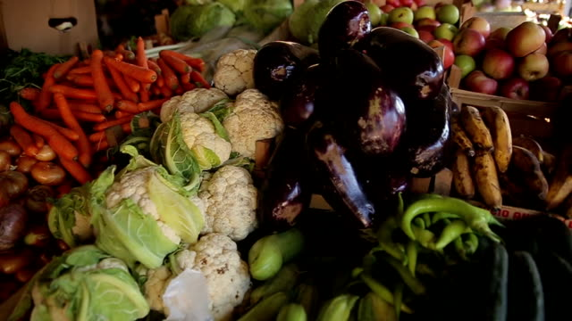 healthy food on the market video