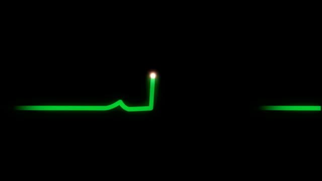Healthy Heart EKG video