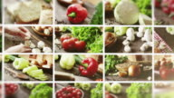 Healthy Organic Vegetable video