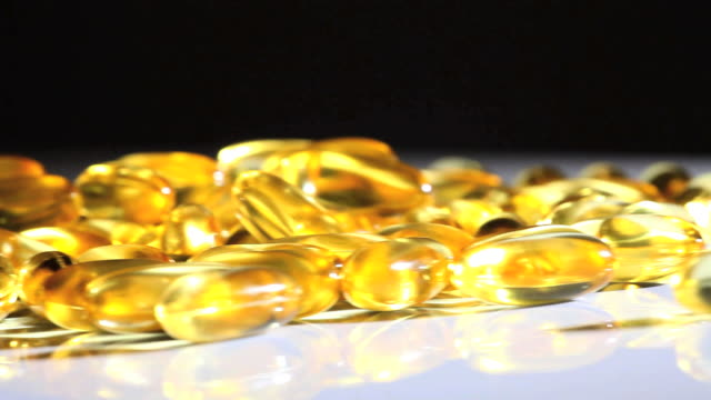 Healthy vitamins video