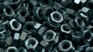 Heap screw nuts video