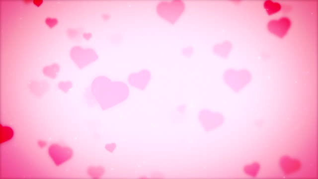 Heart Background Loopable video
