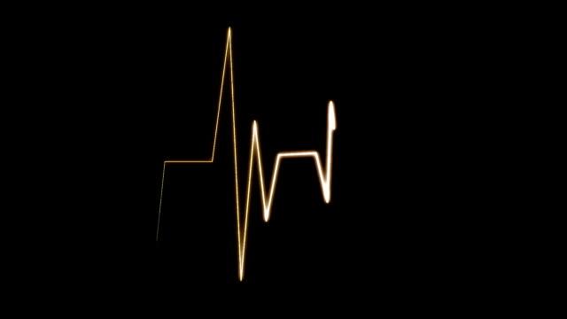 Heart Beat Pulse - Full HD 1080 video