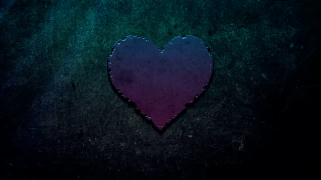 heart metal video