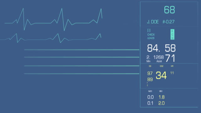 Heart Monitor video