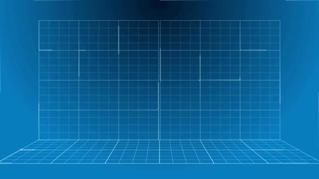 Heartbeat - pulse animation video