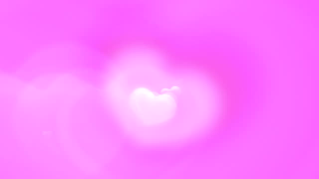 hearts animation - HI def (1080) video