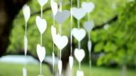 hearts decoration video