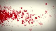 Hearts White Drifting video