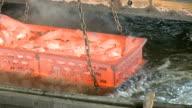 Heat treatment steel video
