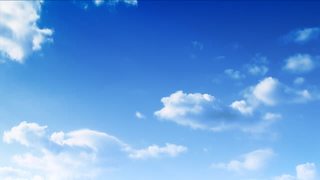 Heaven cloudscape (part 2 of two), time lapse, HD video