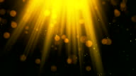Heavenly Light Rays 2 Loopable Background video